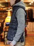 画像3: 【narifuri×LAVENHAM 】 ジャガードカモキルティングベスト(NFLV-01) (3)