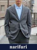【narifuri x Fred Perry】  mockrody tailored jacket(NFFP-05)
