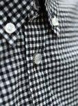 画像9: 【narifuri】 ナリフリ Seersucker gingham 3/4 sleeve shirt (NF929)