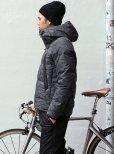 画像3: 【narifuri】 narifuri×DESCENTE Mizusawa down jacketGray camouflage(NFDC-02)