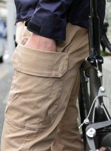 他の写真1: 【narifuri】 ナリフリ Back-mesh cargo joggers(NF965)