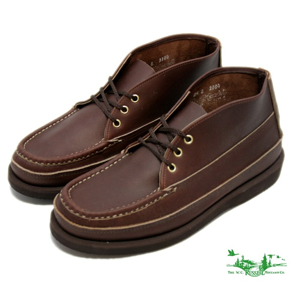 【RUSSELL MOCCASIN】SPORTING CRAYS CHUKKA/スポーティングクレーチャッカ ...