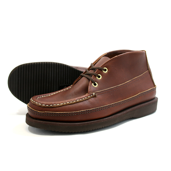 【RUSSELL MOCCASIN】SPORTING CRAYS CHUKKA (paper別注)