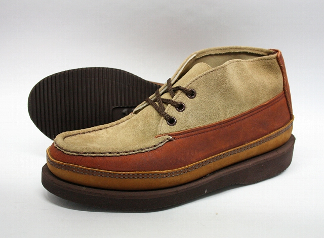 【RUSSELL MOCCASIN】スポーティングクレーチャッカ paper別注