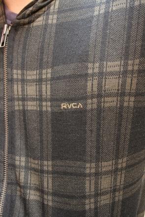 rvca  L/Sパーカー