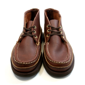 RUSSELL MOCCASIN