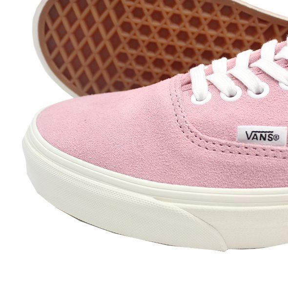 6381839aa9 VANS Authentic Vintage Suede Prism pinkを取扱い