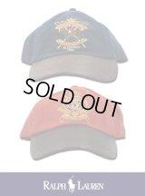 【RALPH LAUREN】ポロ ラルフローレン JOCKEY CLUB CROWN CAP