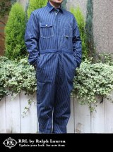【RRL】ダブルアールエル IRON HORSE COVERALL LIMITED EDITION