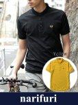 画像1: 【narifuri x Fred Perry】shadow dot polo shirt(NFFP-08) (1)