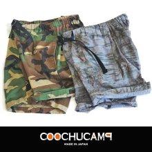 他の写真3: 【COOCHUCAMP】 クーチューキャンプ HAPPY SHORTS (Beach&CAMO)