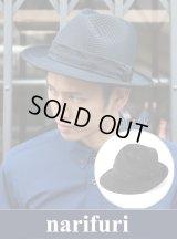 【narifuri 】ナリフリ narifuri x CA4LA heavy mesh hat(NFC4-01)