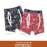 【anapau】ボクサーパンツ カリフォルニア