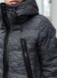 画像5: 【narifuri】 narifuri×DESCENTE Mizusawa down jacketGray camouflage(NFDC-02)