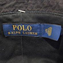 他の写真3: 【RALPH LAUREN】ポロ ラルフローレン LOGO BUCKET HAT BLK