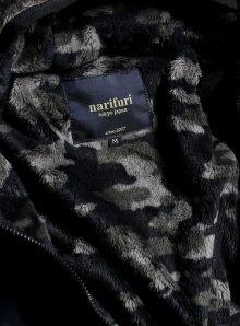 他の写真1: 【narifuri】ナリフリ Back boa field jacket (NF836)