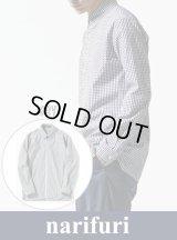 【narifuri】 ナリフリ FREE Motion shirt フリーモーションシャツ(NF4006)
