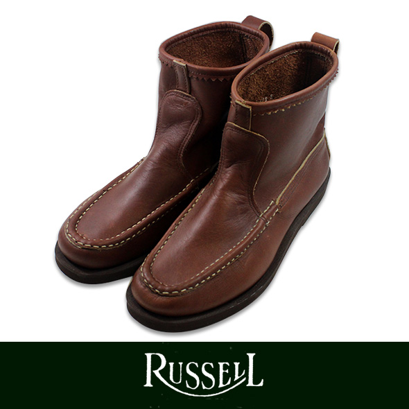 RUSSELL MOCCASIN RUSSELL MOCCASIN ラッセルモカシン KNOCK A BOUT ...